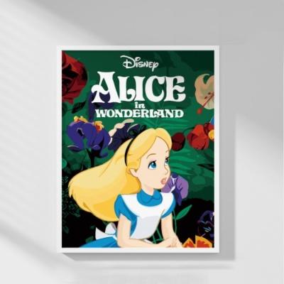 그림 그리기 페인팅 디즈니 앨리스 40x50cm