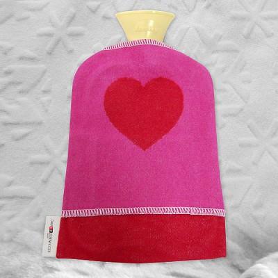 핑크하트 디자인 핫팩