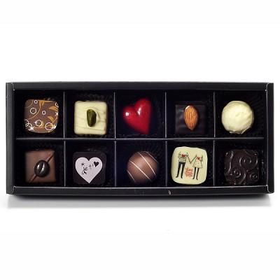 [제이브라운] 정영택 쉐프의 발렌타인데이 초콜릿 기프트 10T