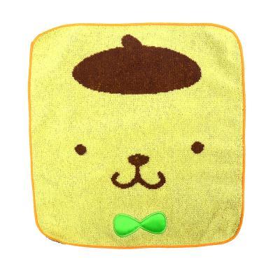 (일본직수입)폼폼푸린 미니 손수건 얼굴