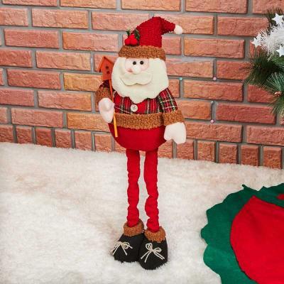 빈티지 키다리 산타인형 (50cm)