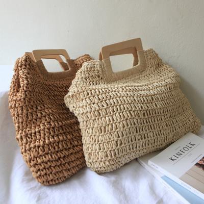 스페이싱 여성 라탄백 왕골가방 숄더백 여름가방