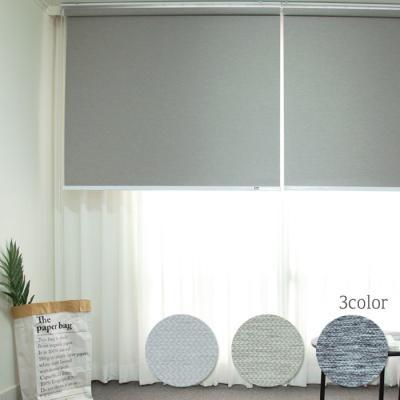 바이오 베디 방염암막 롤스크린(150x150cm)_3color