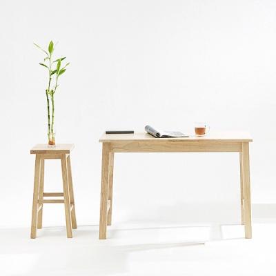 [스크래치] 콘솔 책상 1100 + 하이 스툴