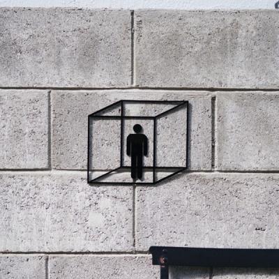 화장실표지판화장실표시화장실문구 표찰 zerogravity