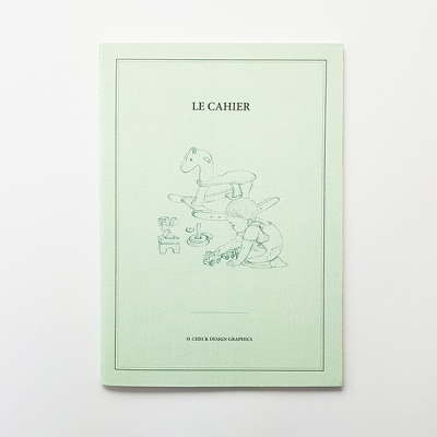 LE CAHIER(M) TOY