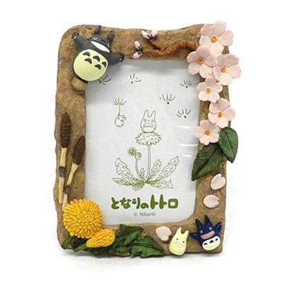 [이웃집 토토로]토토로4계절 포토프레임(봄)