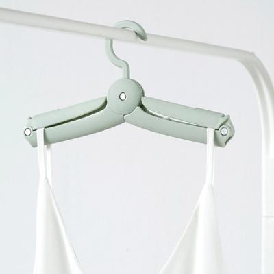 접었다폈다 접이식 간편 폴딩옷걸이 여행용 접이식