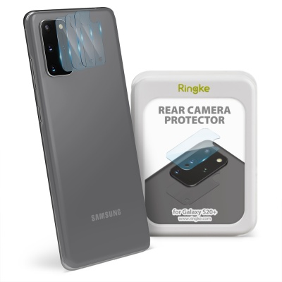 링케 갤럭시S20 플러스 카메라렌즈 강화유리필름 3매