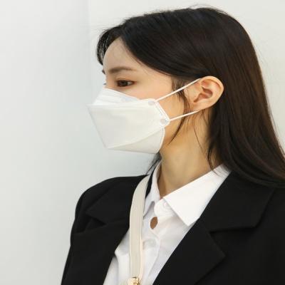 국산 미쁨 KF94 방역 마스크 일회용 대형 50매
