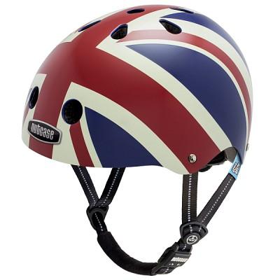 [LNG3-1024-XS] 유아용 리틀너티 헬멧 - Union Jack (유니언잭)