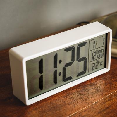오리엔트 OT1583MF 빅멀티 온도표시 디지털탁상시계