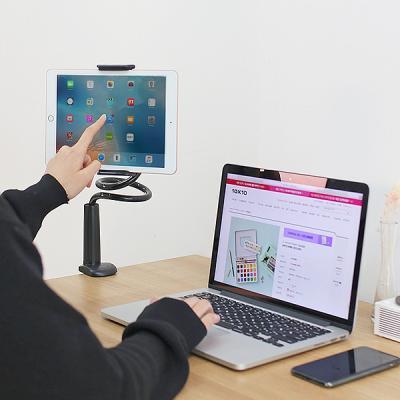 침대위 자유조절 스마트폰 태블릿PC 거치대 R5420