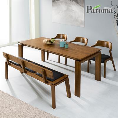 파로마 엠마 6인 벤치형 식탁세트 IR13