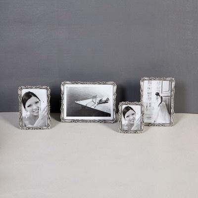 젬-메탈  루시 보석 사진액자-주석색상 4사진사이즈