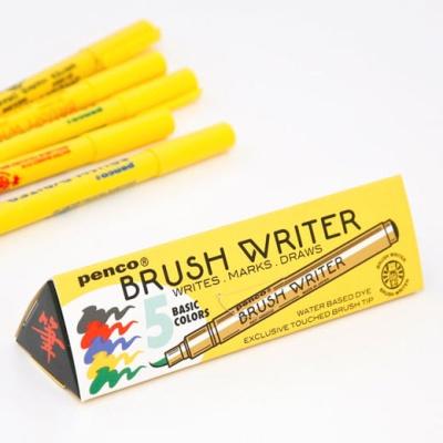 [PENCO] BRUSH WRITER SET 붓펜 (5색)