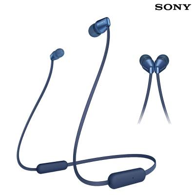 [소니e] WI-C310 / 초경량 넥타입 무선 이어폰 (블루)