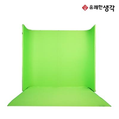 크로마키 촬영 배경 천 스크린 스튜디오키트 NG-3522U
