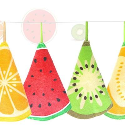과일그림행주