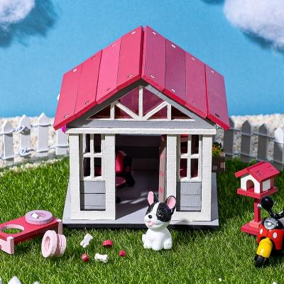 [리얼브릭]DIY 미니어처 집 만들기-베이직 하우스