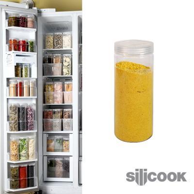 [실리쿡]냉동실문수납용기 2호(中) 1개