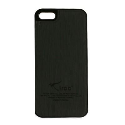 아이루 iroo 아이폰5 슬림가죽케이스 5컬러풀 iPhone5 LC4I5(블랙)