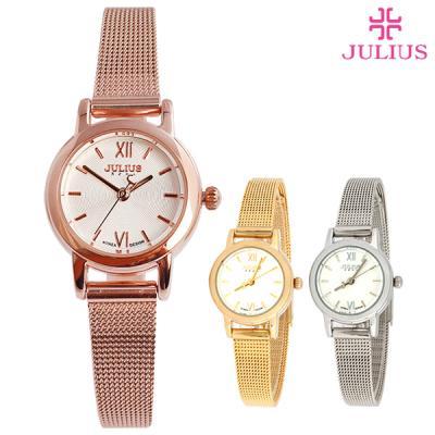 줄리어스 여성 메탈 시계 JA-887 엘루이(3color)