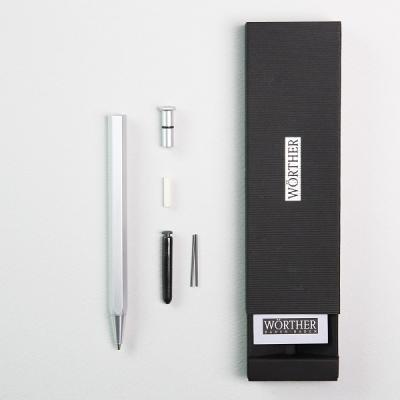 우더 슬라이트 샤프펜슬 (리필2입) 1.18mm