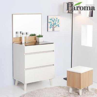 파로마 라라 드레스룸 600 화장대 (콘솔+거울)