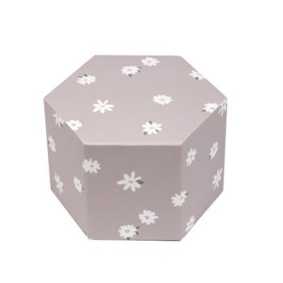 데이지 육각 상자 소 (2개)