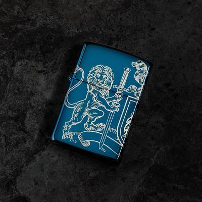 ZIPPO 49126 Medieval Coat of Arms Design