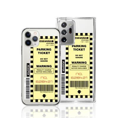 [ADEEPER] 파킹 티켓 케이스