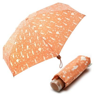 보그 5단 수동 우양산 - 칸타빌레 (오렌지)