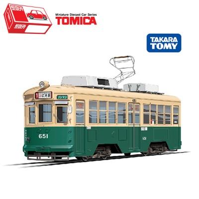 토미카 066 히로시마 전철 650형