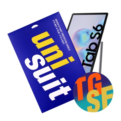 갤럭시탭 S6 10.5형 강화유리 1매+서피스 슈트 2매