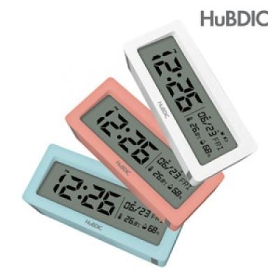 [휴비딕] 디지털온습도게 HT-6 핑크 [개/1] 398124