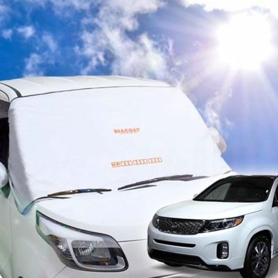 쏘렌토R 자동차 앞유리 햇빛가리개