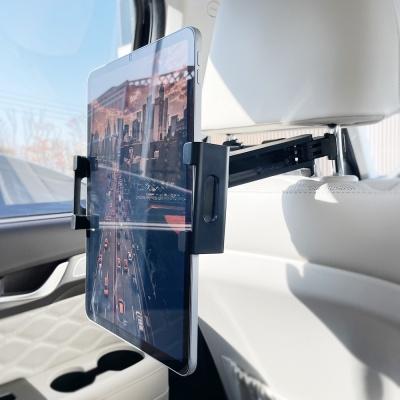차량용 헤드레스트 휴대폰 태블릿 12.9인치 거치대