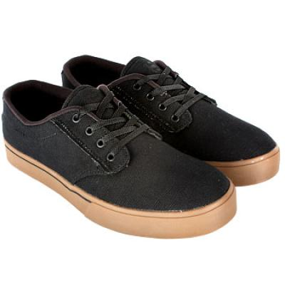 [Etnies] JAMESON 2 X ECO FRIENDLY COLLECTION (Black/Gum)