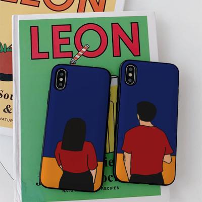 아이폰8 은한 같은곳을바라보는우리 카드케이스