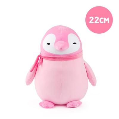 영아트 황제펭귄인형 핑크-소형(22cm)
