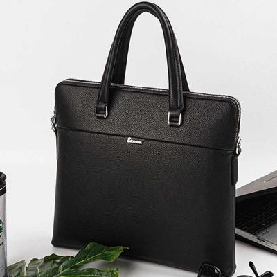 Modern 심플 briefcase 37.5x30cm 2color CH1693721