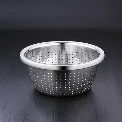 [쿠킹스]타공 스텐 채반(30cm)