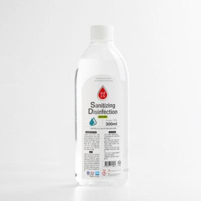 올클린 소독제 리필용 / 300ml 살균소독제