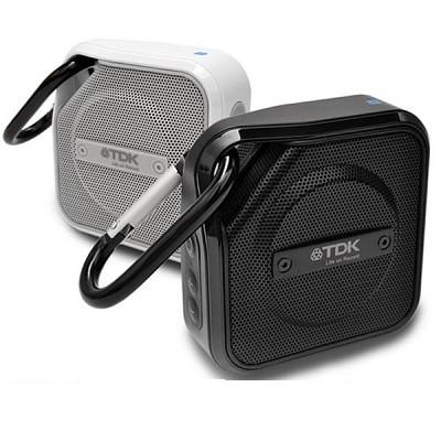TDK TREK MICRO A12 무선 아웃도어 블루투스4.0 스피커/휴대용/TWS기능/NFC/생활방수,방진기능/AUX단자