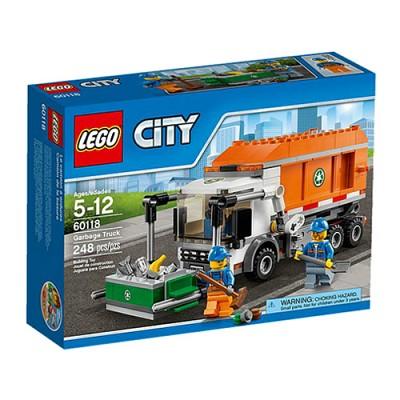[레고 시티] 60118 대형 청소 트럭