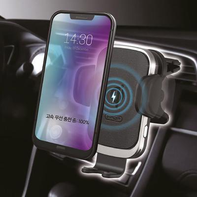 아이팝 스마트그립 고속 무선충전 스마트폰거치대