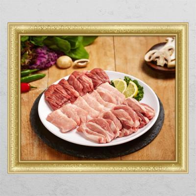 il256-신선한돼지고기6(특수부위)_창문그림액자