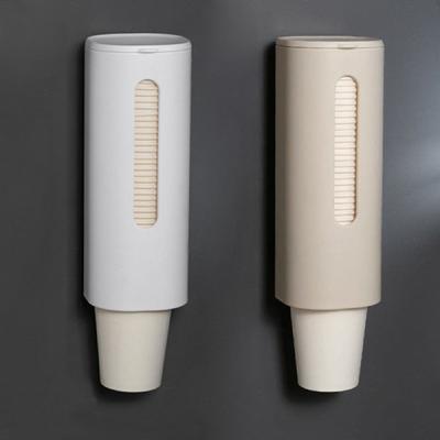 일회용 종이컵 디스팬서 접착식  컵홀더