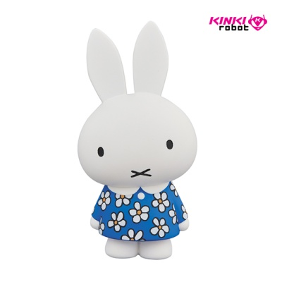 UDF DICK BRUNA #2 Miffy in A Floral Dress (1808008)